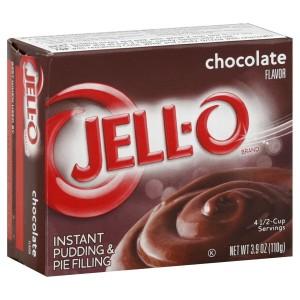 Jell-O-mix