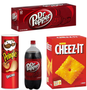 dr pepper pringles coupon