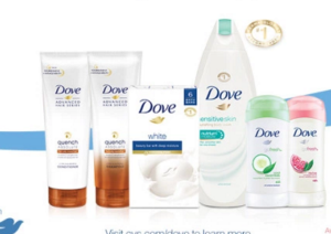 CVS: Get Dove Body Wash, Bar Soap 6 pk, and 4 Hair Care Products for as low as $0.60