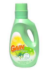 Gain Fabric Softener