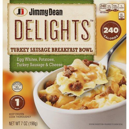 Target: Jimmy Dean Delights Breakfast Bowls Only $1.01