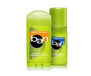 cvs ban deodorant