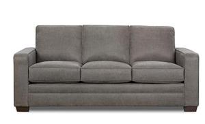 Simmons Beauty Sleep Encino Charcoal Sofa