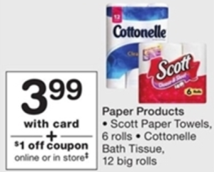 walgreens cottonelle
