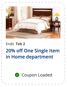 Kmart 20% off home coupon