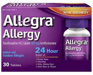 Allegra Allergy Coupon