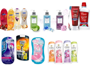 New Colgate, Softsoap, Olay Body Wash & Lotion, Gillette & Venus Razors, and Schick Razor Coupons