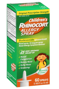 childrens rhinocort