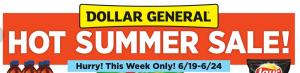 Dg hot summer sale