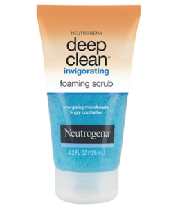 Neutrogena Foaming Face Scrub