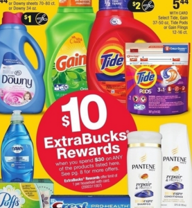 P&G DEal CVS