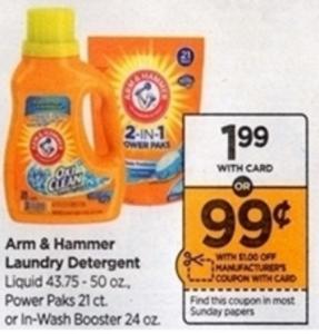 Arm & Hammer Walgreens