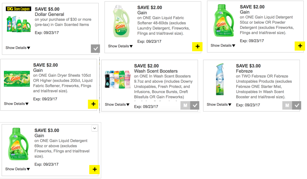 Dollar general digital coupons $2 off
