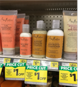 Dollar General Get 5 Jars Of Shea Moisture Coconut Oil For FREE